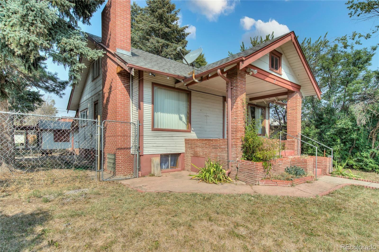 Photo of 1455 Verbena Street, Denver, CO 80220 (MLS # 7854678)