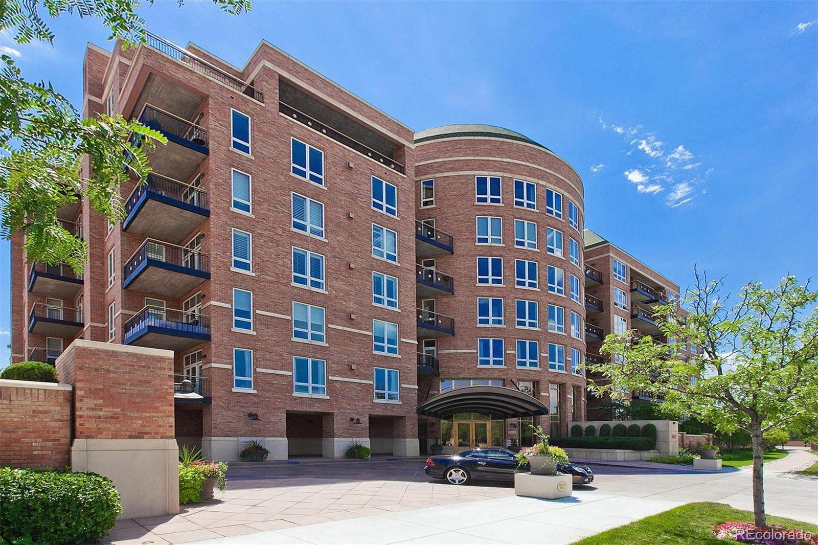 2400 E Cherry Creek South Drive  302 #302, Denver, CO 80209 - MLS#: 9158678