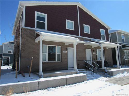 Photo of 4323 N Elizabeth Street, Denver, CO 80216 (MLS # 8941679)