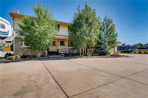 Photo of 1620 Cragin Road, Colorado Springs, CO 80920 (MLS # 9182680)