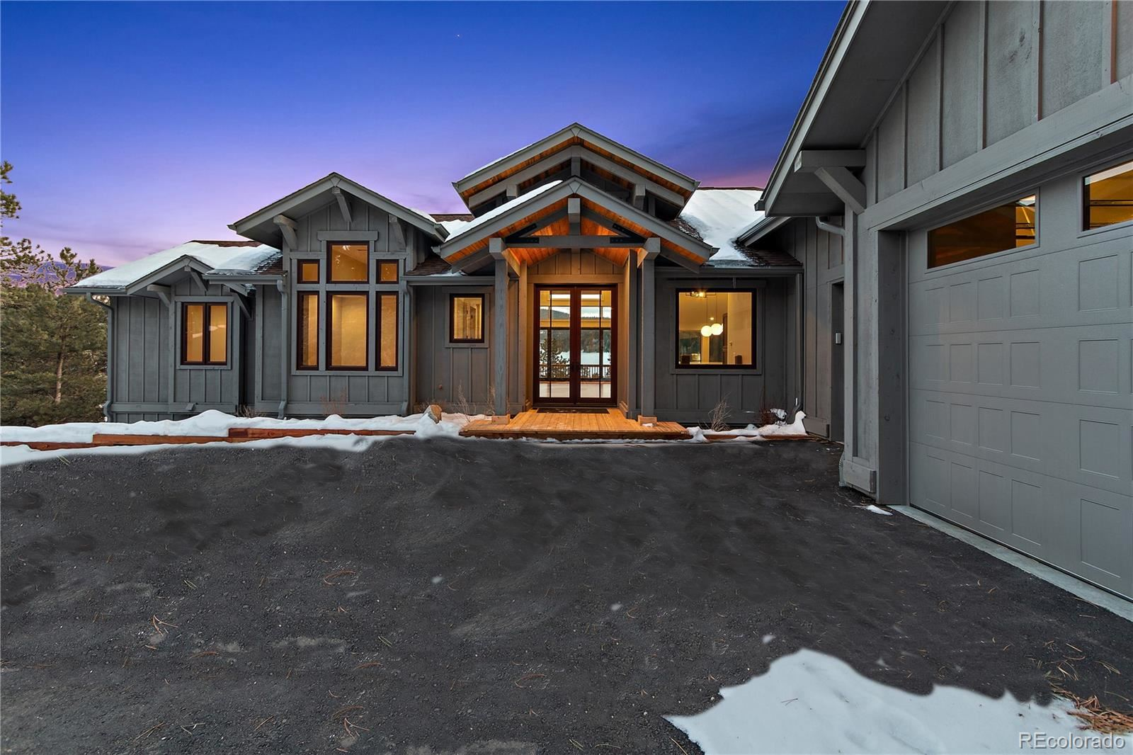 7368 Heiter Hill Drive, Evergreen, CO 80439 - #: 4051680