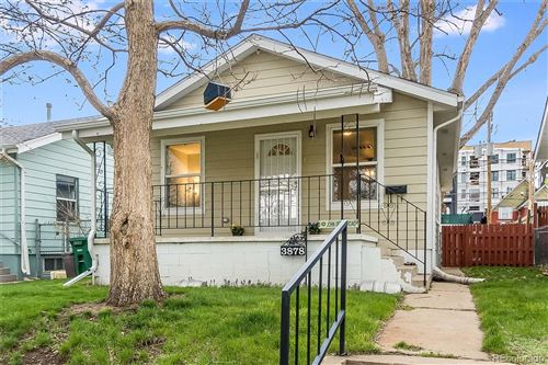 Photo of 3878 Utica Street, Denver, CO 80212 (MLS # 4275681)