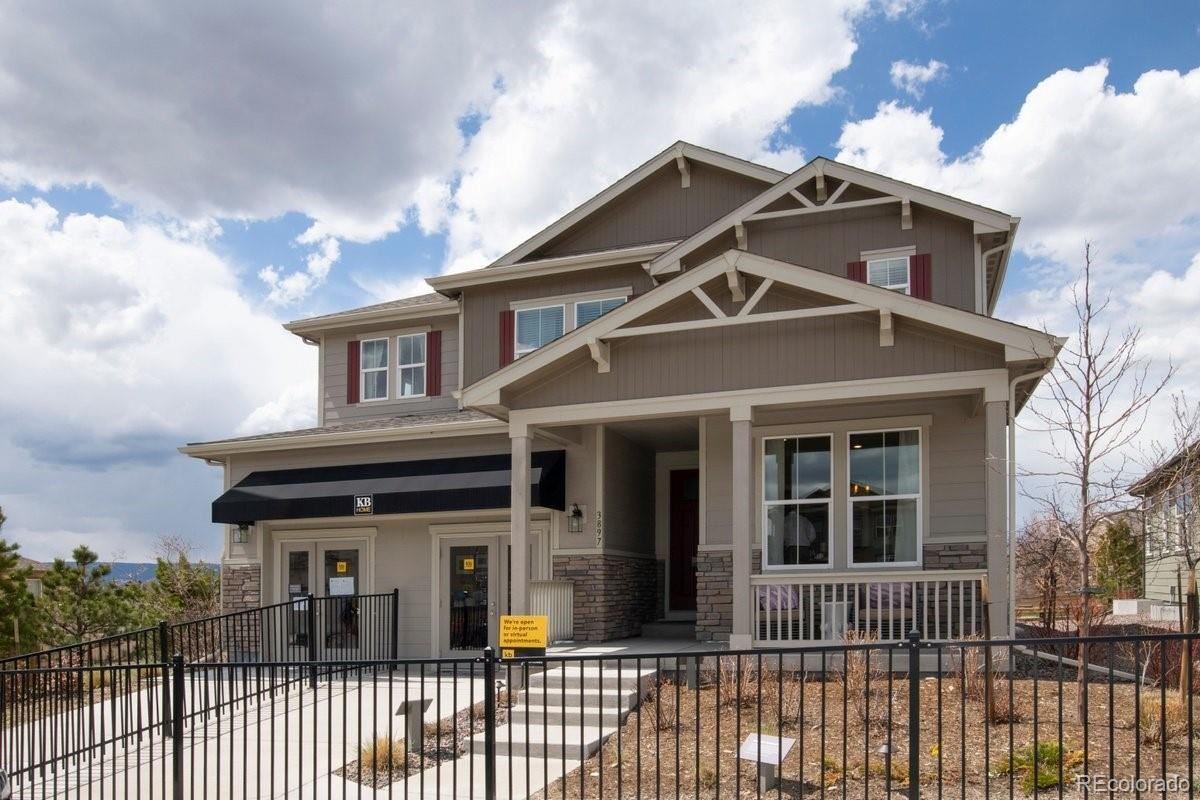 3897  Forever Circle, Castle Rock, CO 80109 - #: 6918682