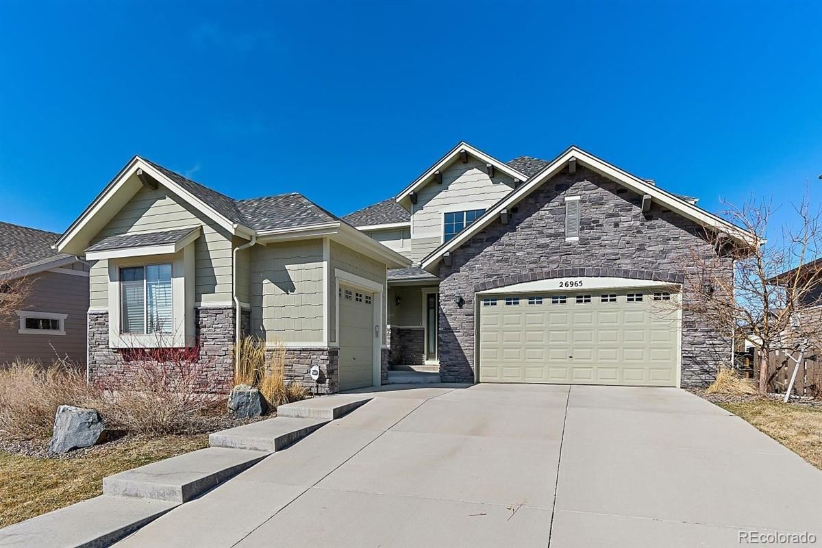 26965 E Costilla Drive, Aurora, CO 80016 - #: 2362683