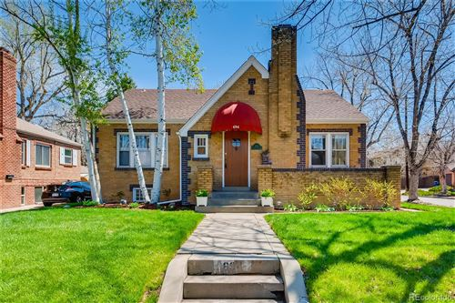 Photo of 694 S Gaylord Street, Denver, CO 80209 (MLS # 9013684)