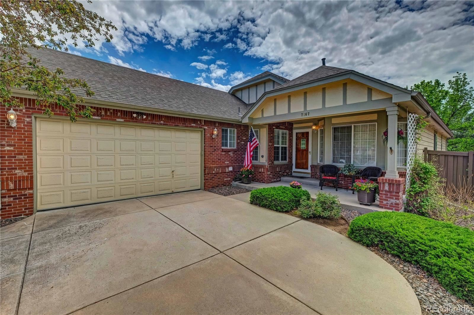 7167 W Belmont Drive, Littleton, CO 80123 - #: 3695686