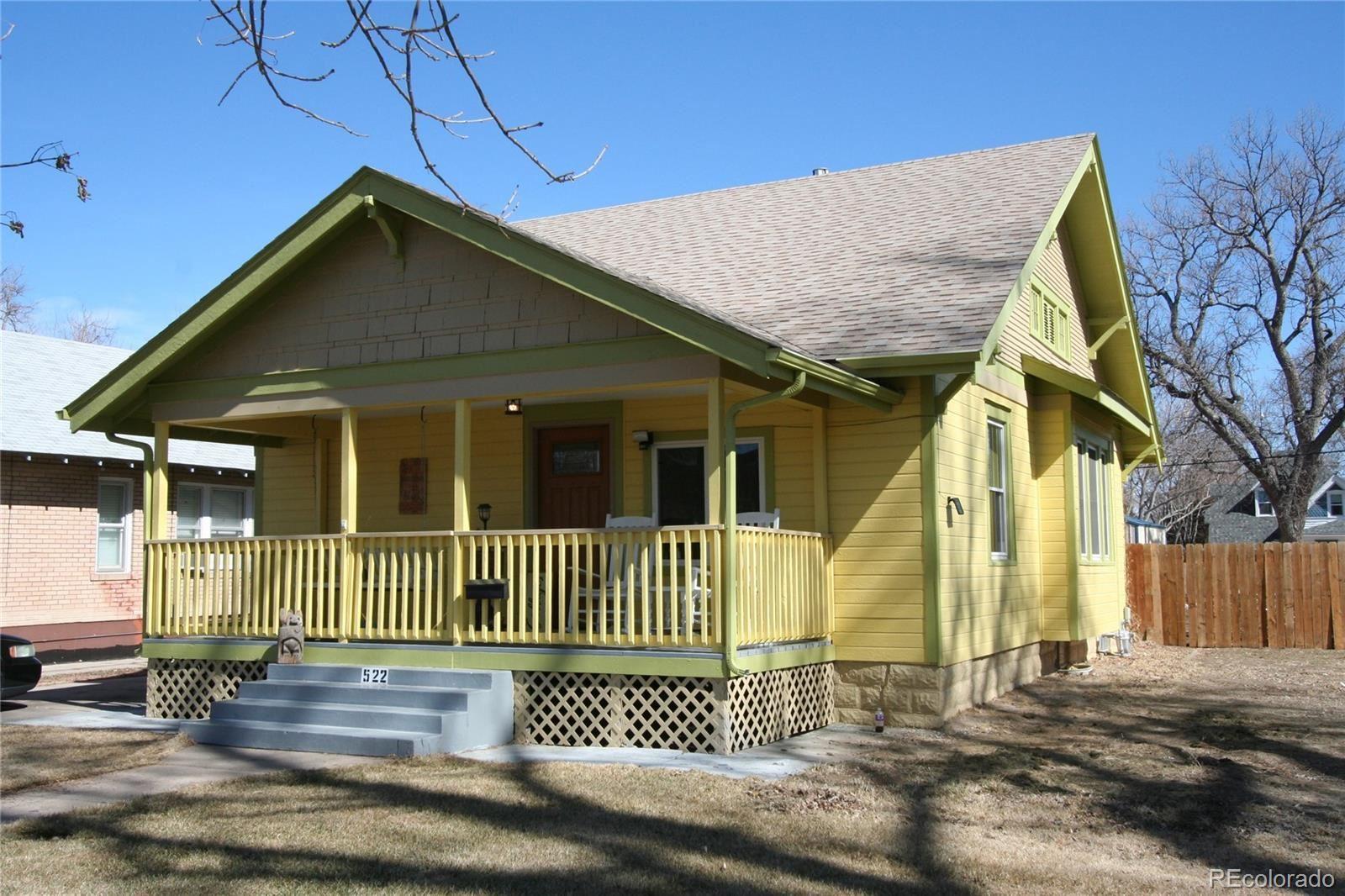 522  Lake Street, Fort Morgan, CO 80701 - #: 3947686