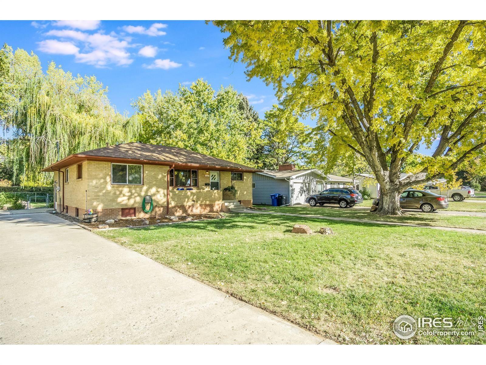 Photo of 1221 Winona Drive, Loveland, CO 80537 (MLS # IR953686)