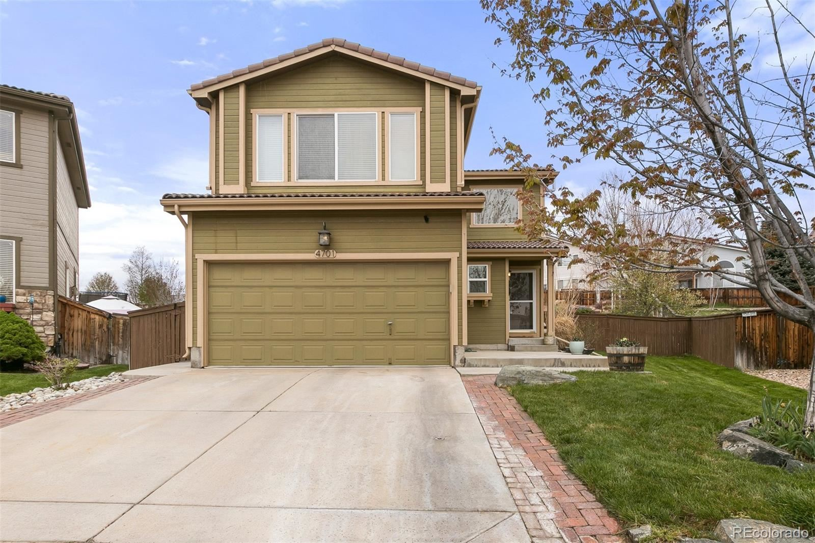 4701  Waldenwood Drive, Highlands Ranch, CO 80130 - #: 5790689