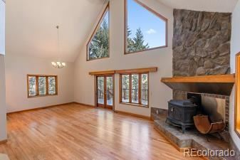 954  Valley Road, Evergreen, CO 80439 - #: 2588691
