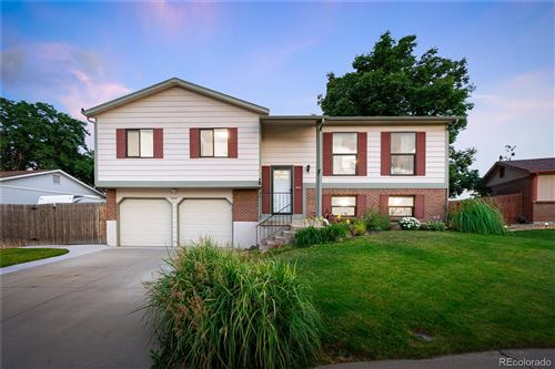 Photo of 13414 W 72nd Place, Arvada, CO 80005 (MLS # 2187694)