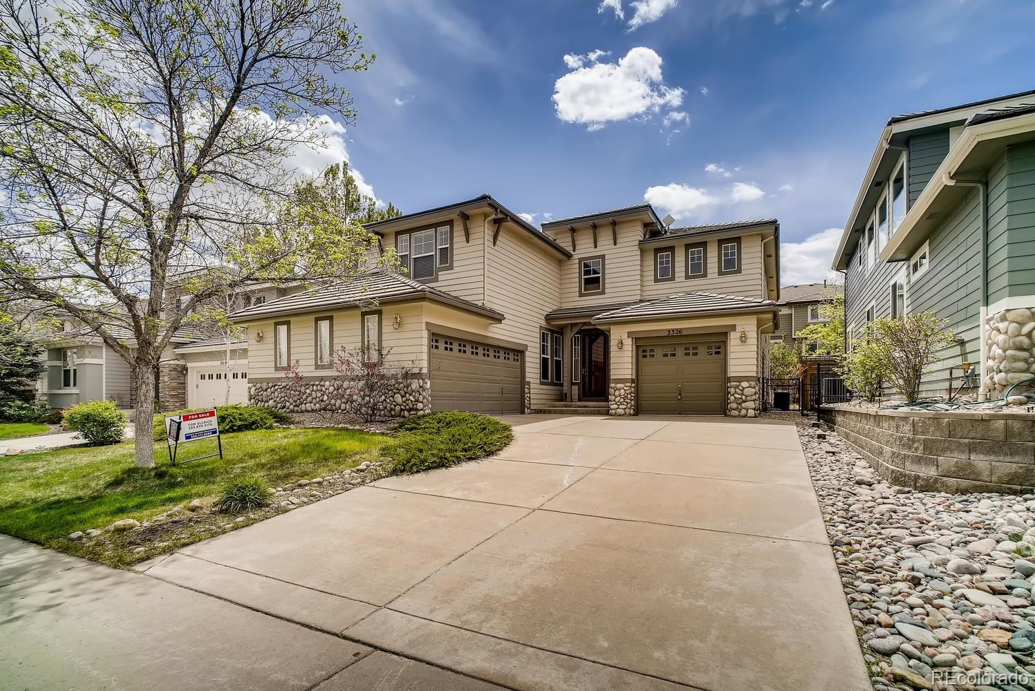 3326 Sturbridge Drive, Highlands Ranch, CO 80129 - #: 2157694