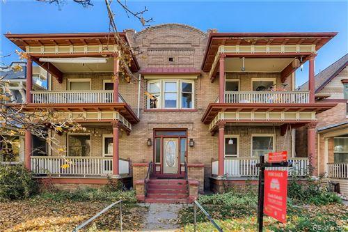 Photo of 950 N Ogden Street #5, Denver, CO 80218 (MLS # 8927695)