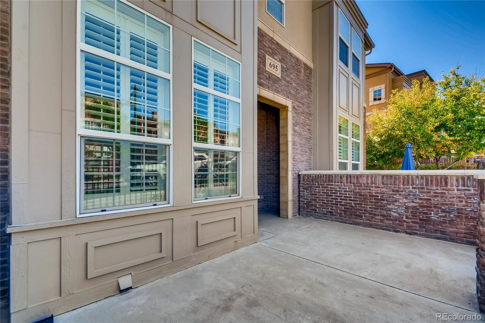 695 Bristle Pine Circle #B, Highlands Ranch, CO 80129 - MLS#: 3825696