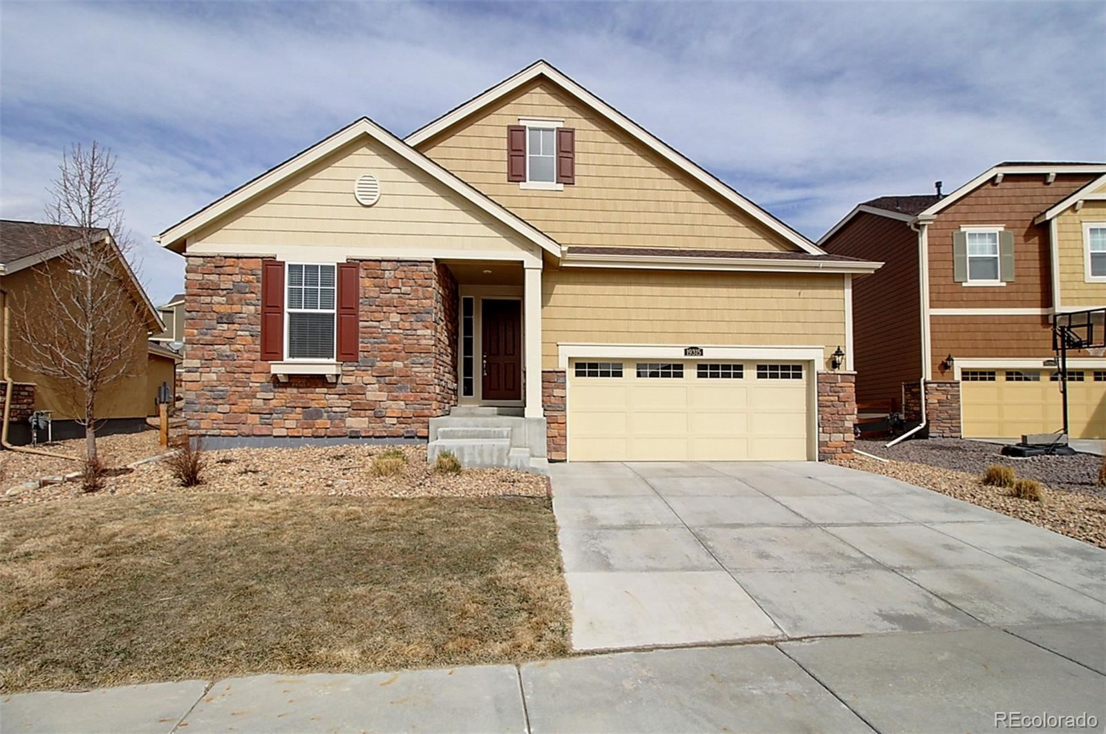 19315 W 84th Place, Arvada, CO 80007 - #: 7507698