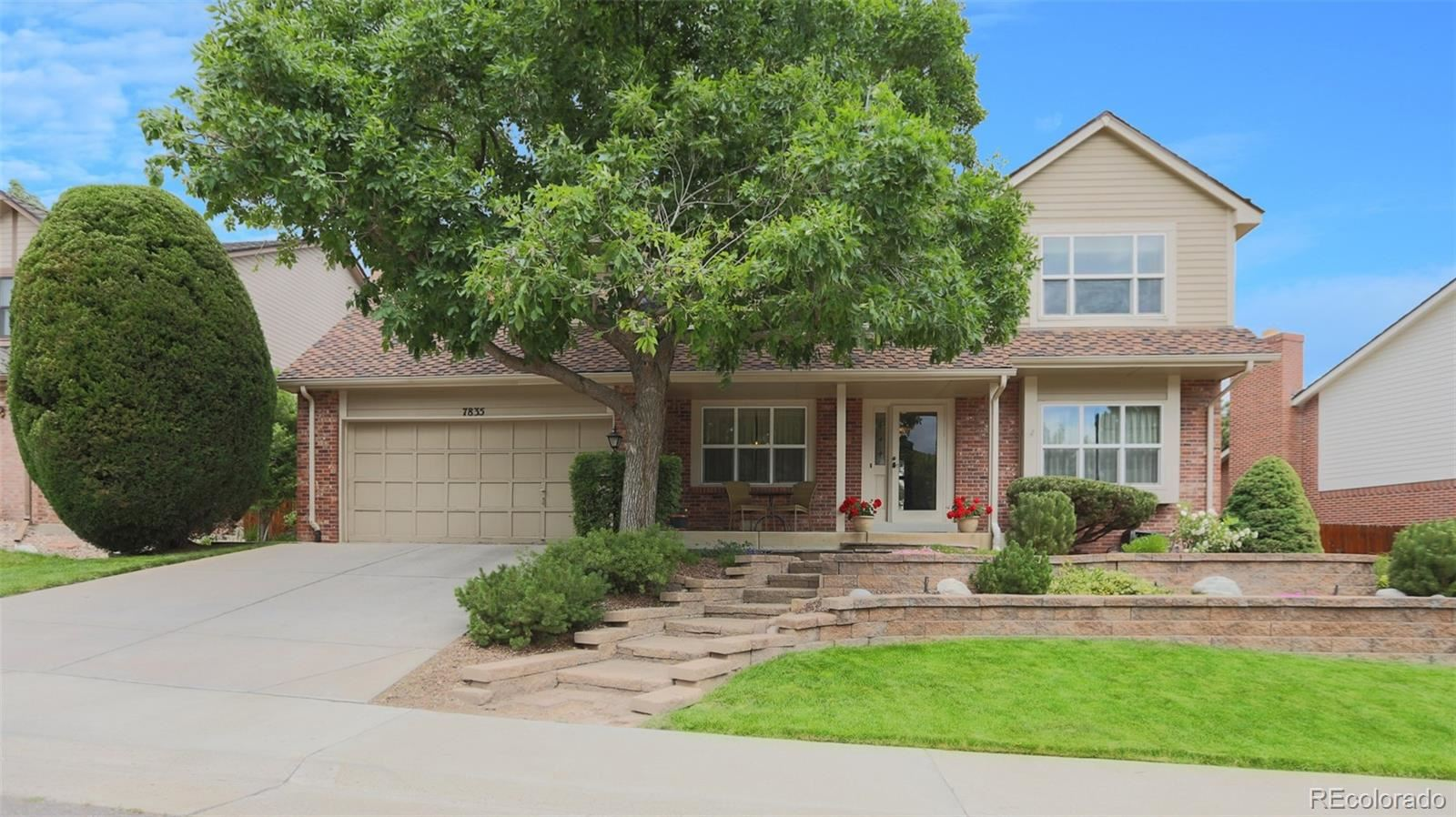 7835  Silverweed Way, Lone Tree, CO 80124 - #: 9801699