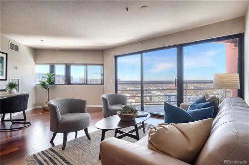 Photo of 100 Park Avenue #902, Denver, CO 80205 (MLS # 8643700)