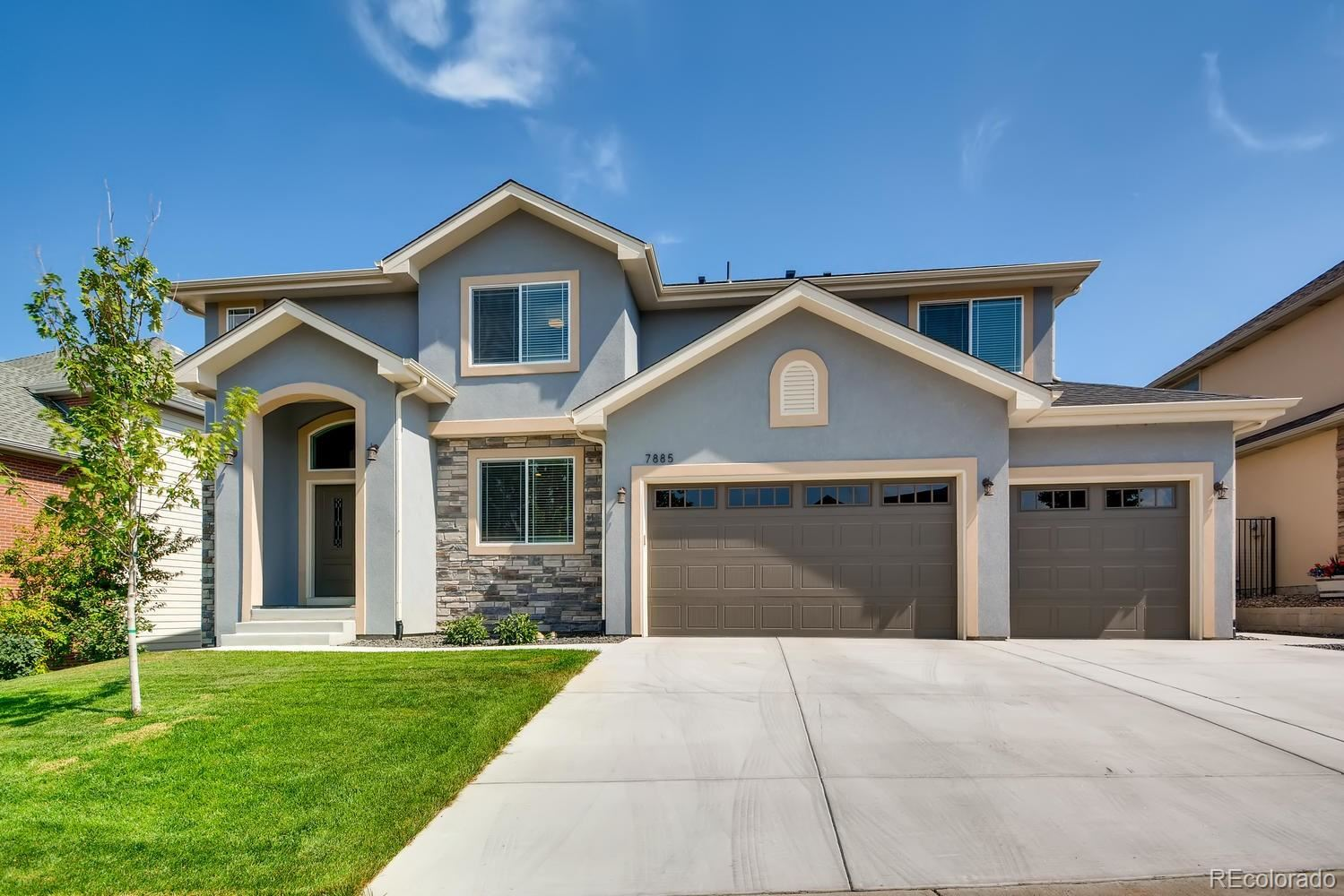 7885 W Newberry Circle, Lakewood, CO 80235 - #: 2670700