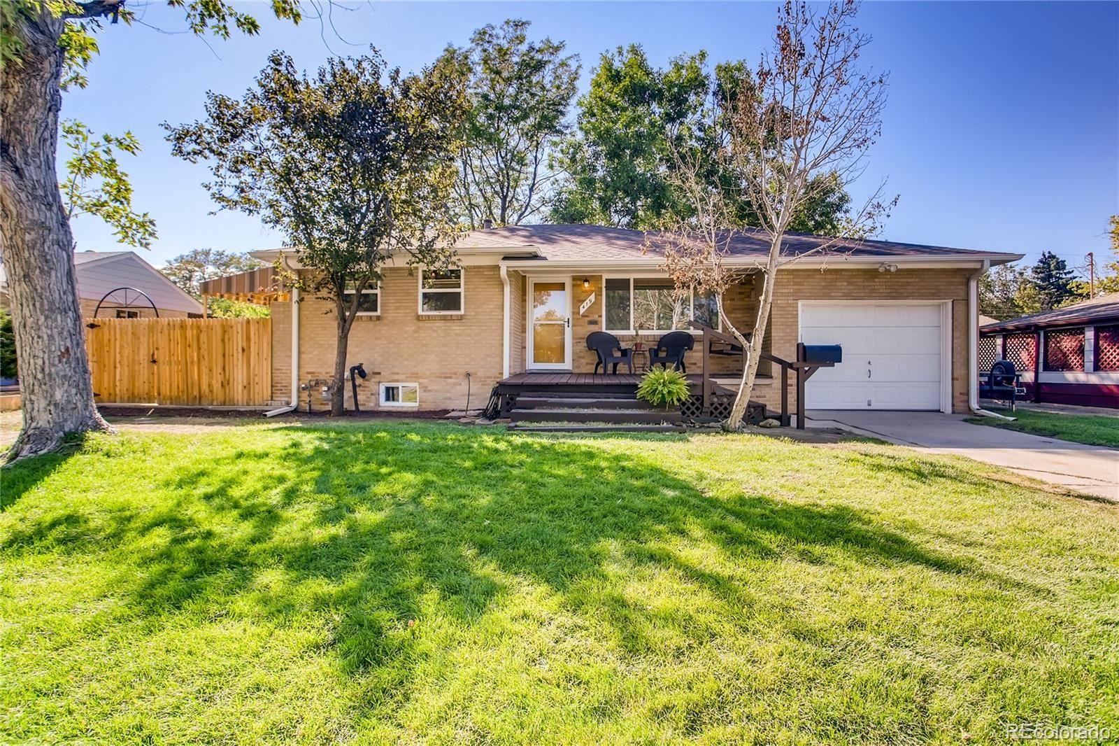 419 S Kendall Street, Lakewood, CO 80226 - MLS#: 3968700