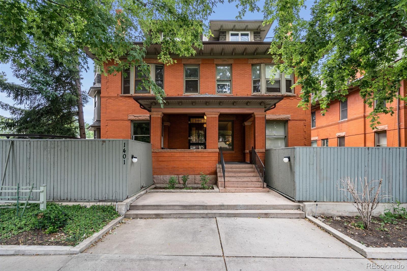 1401 N Franklin Street #6, Denver, CO 80218 - MLS#: 5049704