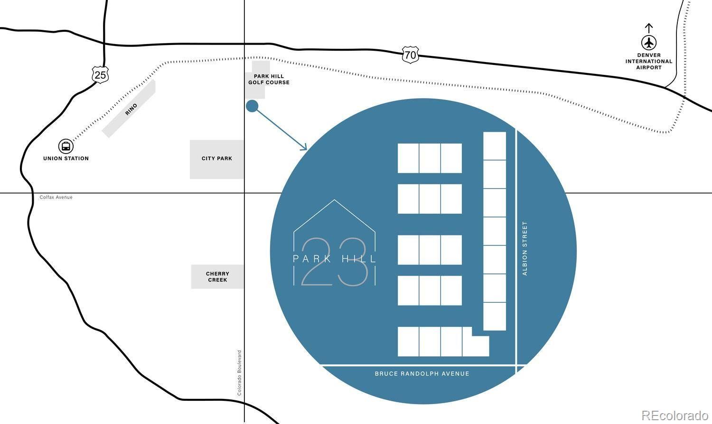 4065  Bruce Randolph Avenue  1 #1, Denver, CO 80207 - #: 7066704