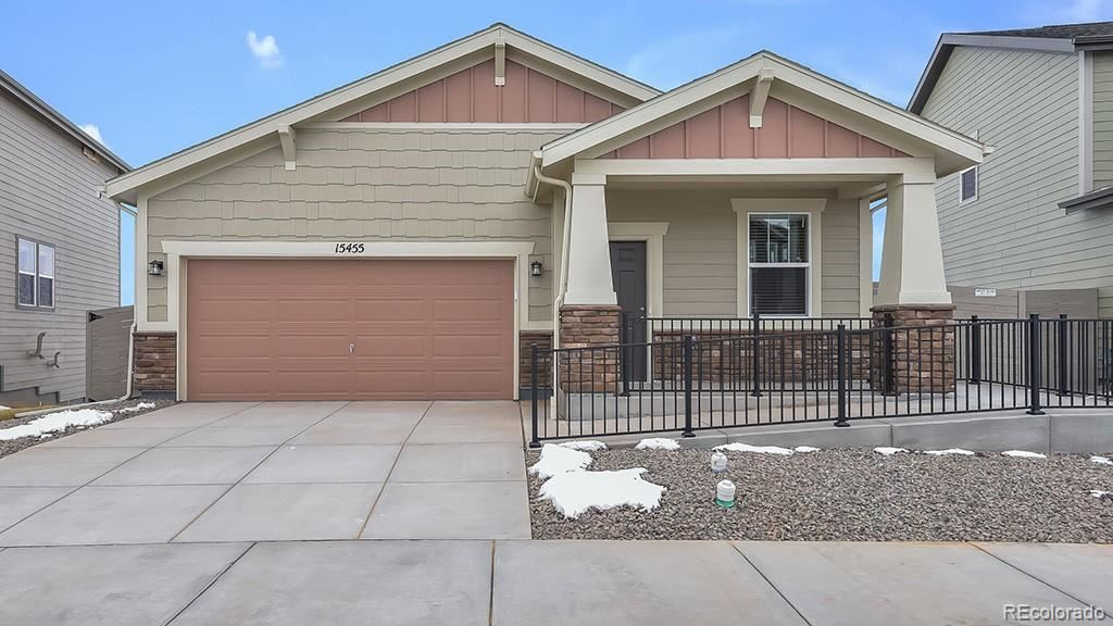 15455 E 47th Drive, Denver, CO 80239 - #: 4185706