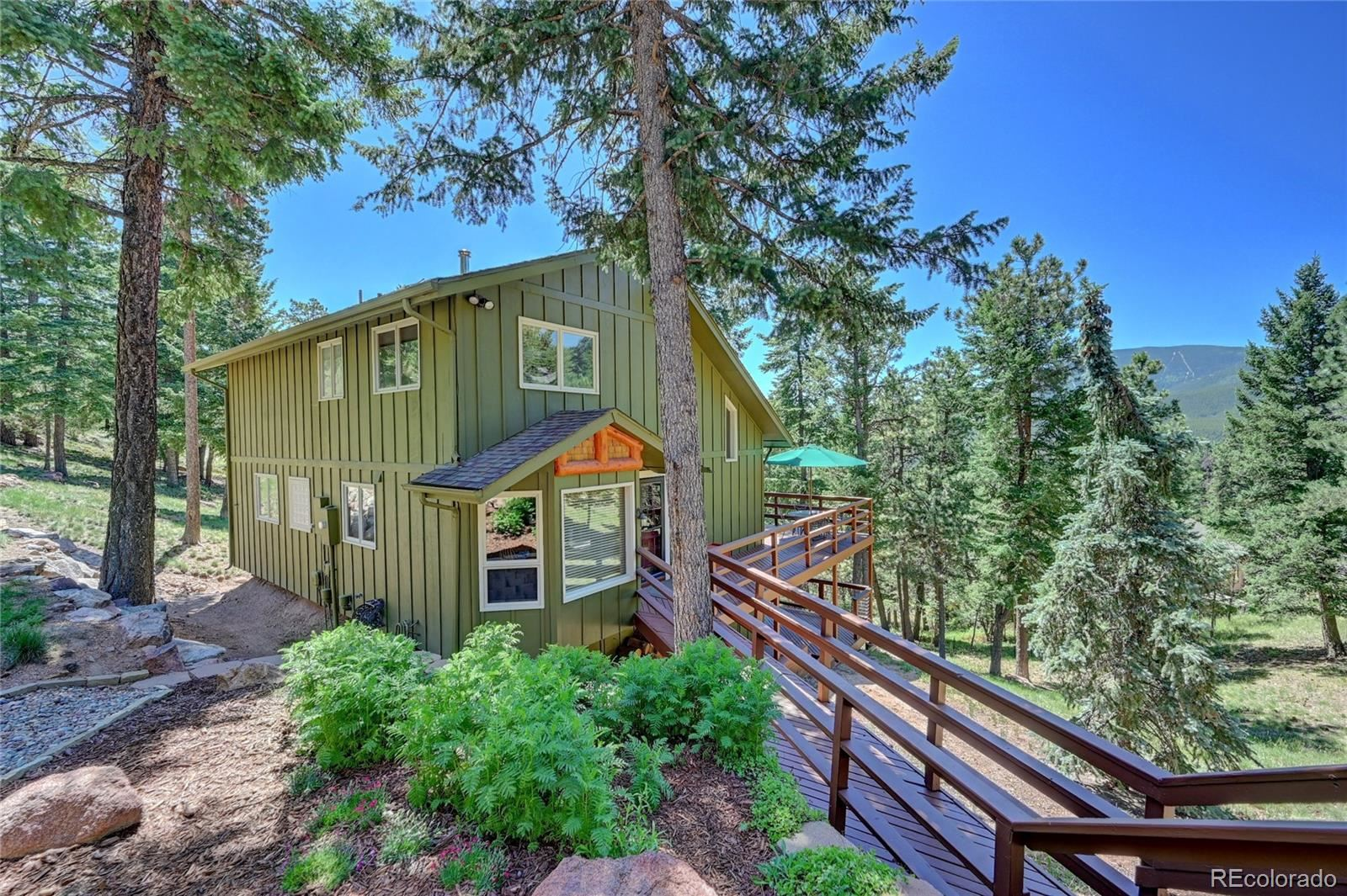 7040 Brook Forest Drive, Evergreen, CO 80439 - #: 4663709