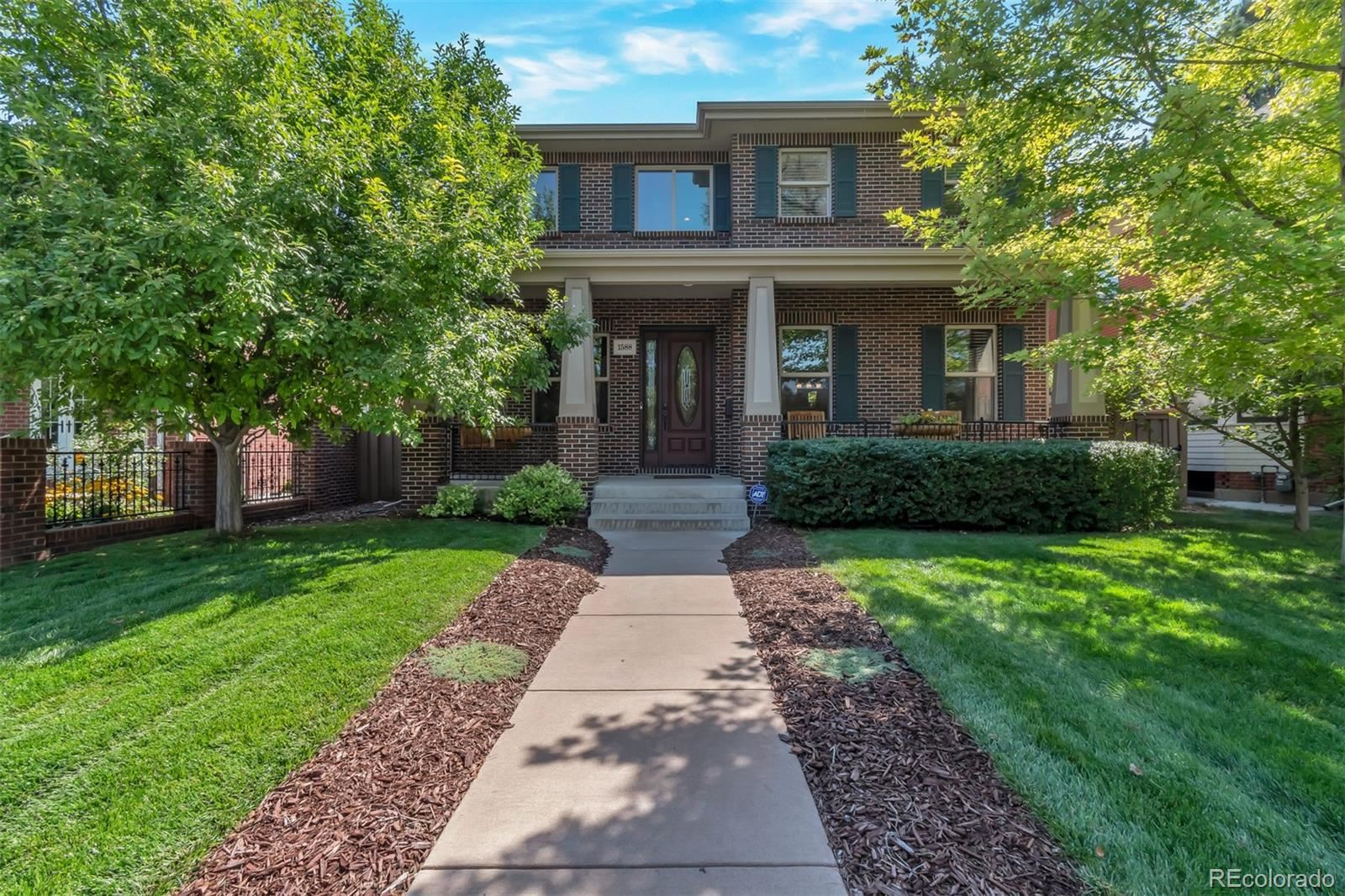 1588 Locust Street, Denver, CO 80220 - #: 8079711