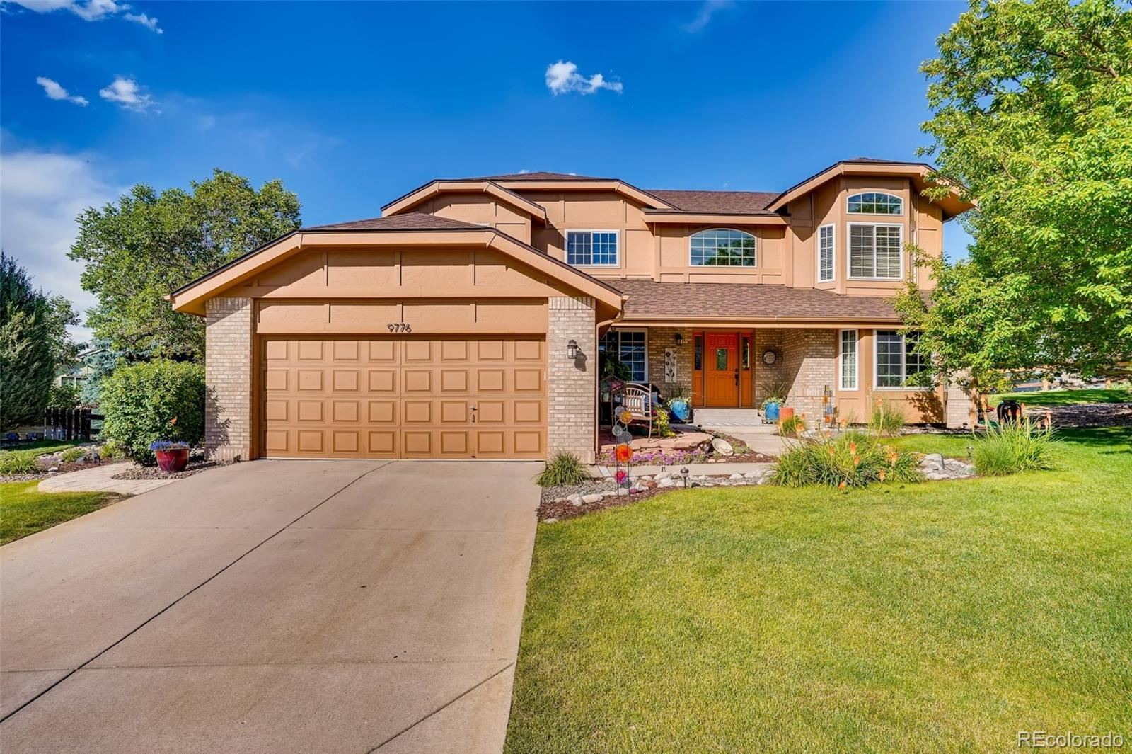 9776 Ashleigh Place, Highlands Ranch, CO 80126 - #: 7769712