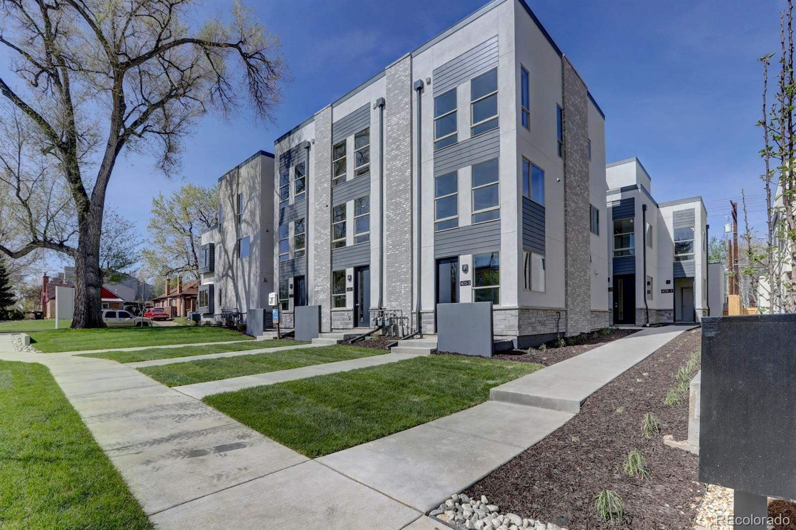 409 Harrison Street #2, Denver, CO 80209 - MLS#: 5471713