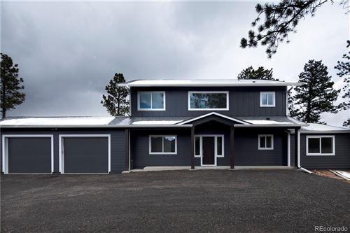 Photo of 30573 Blue Mountain Road, Golden, CO 80403 (MLS # 8230716)