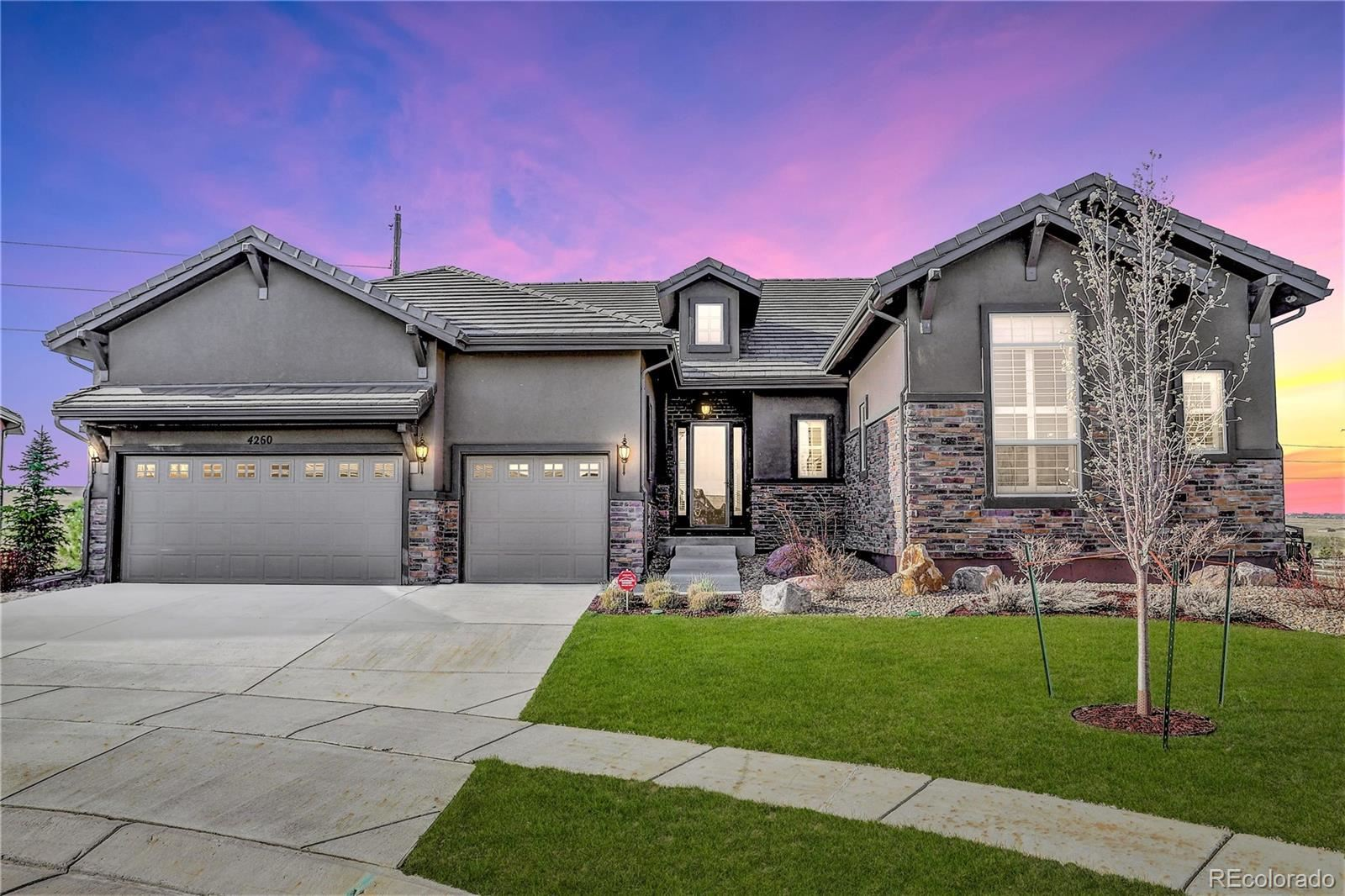 4260  Wild Horse Drive, Broomfield, CO 80023 - #: 8052716