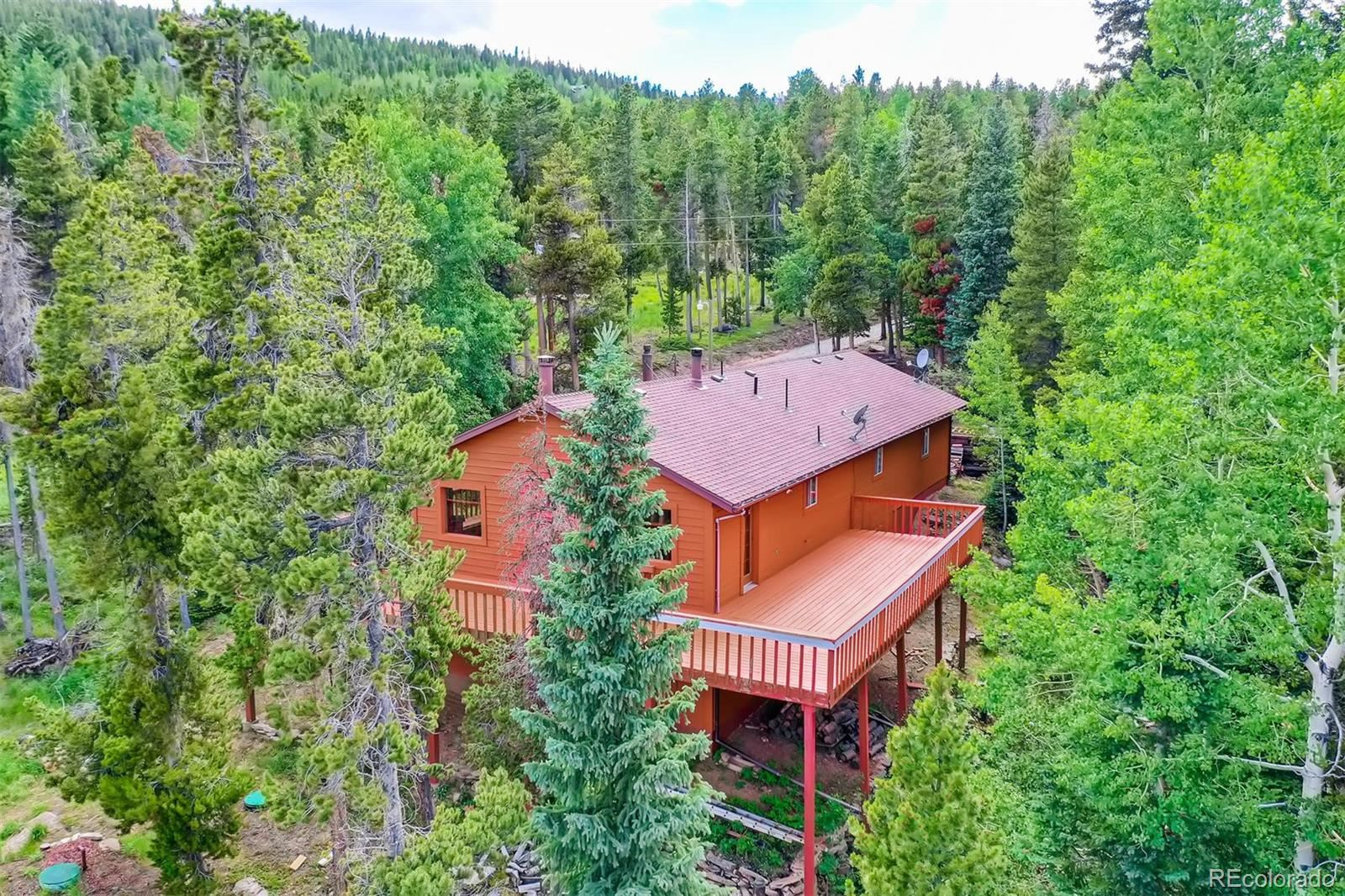 1123 Lodgepole Drive, Evergreen, CO 80439 - #: 2136717