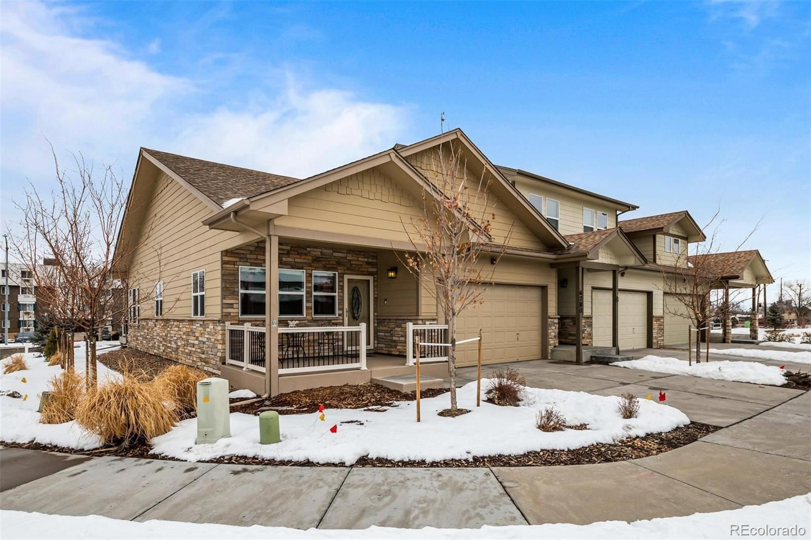 6780  Meade Circle  C #C, Westminster, CO 80030 - #: 9289717