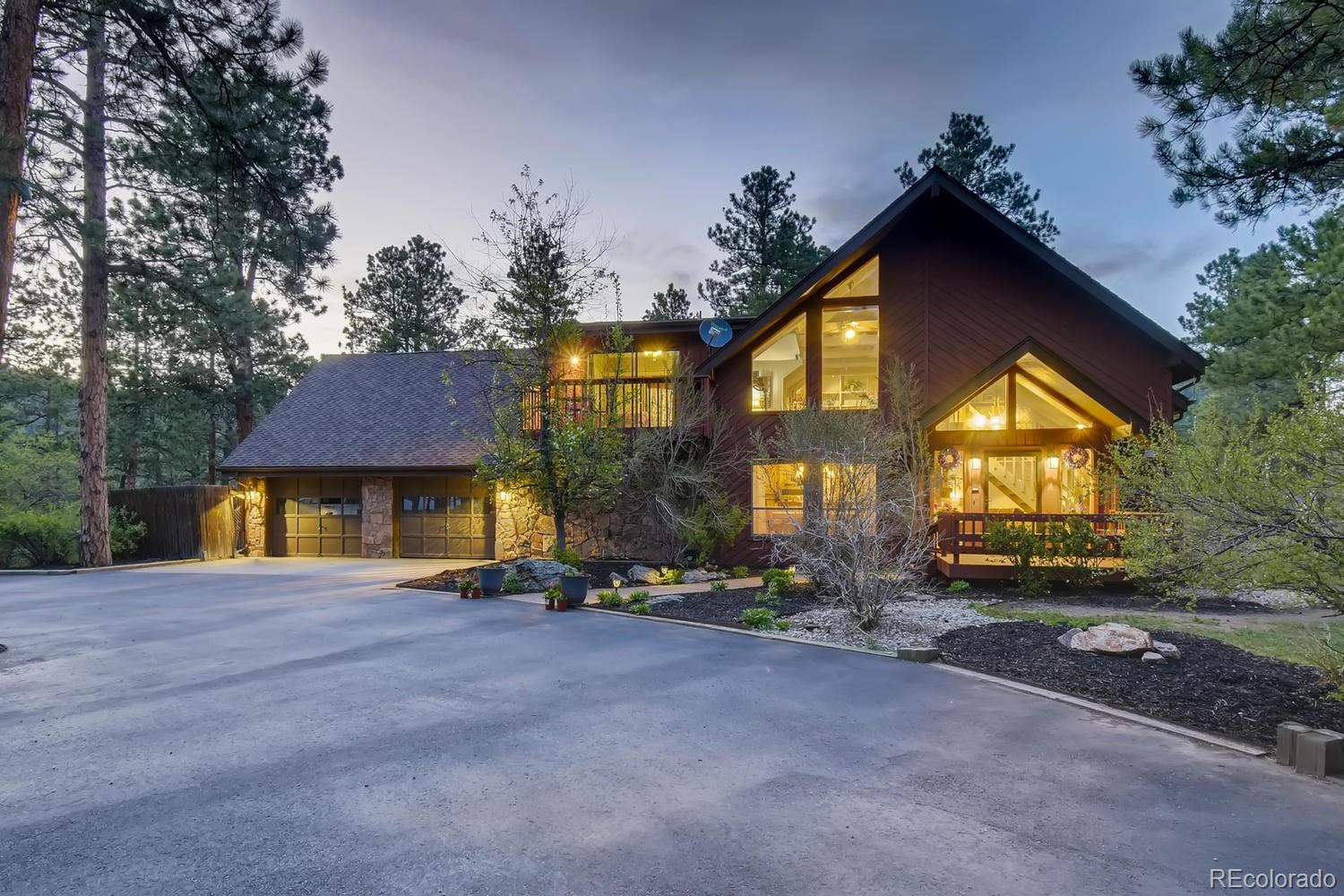 4977  Buffalo Creek Lane, Evergreen, CO 80439 - #: 9506717