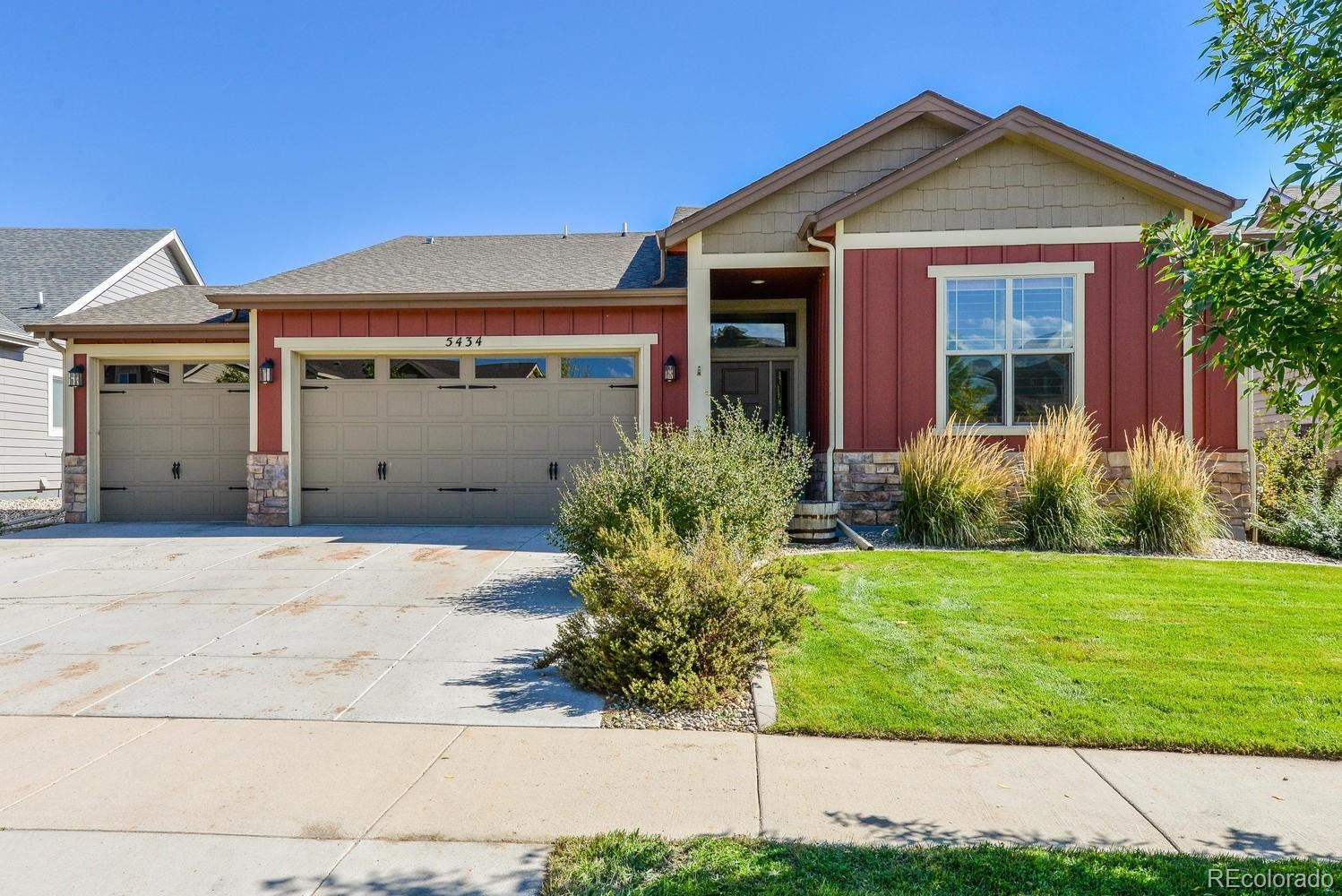 5434  Wishing Well Drive, Timnath, CO 80547 - #: 3889718