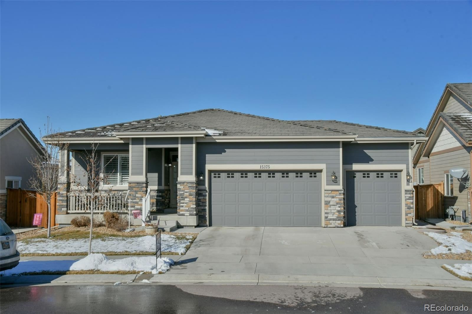 15375 E 115th Avenue, Commerce City, CO 80022 - #: 7761719