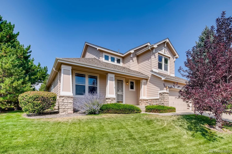 911 Bramblewood Drive, Castle Pines, CO 80108 - #: 6665720