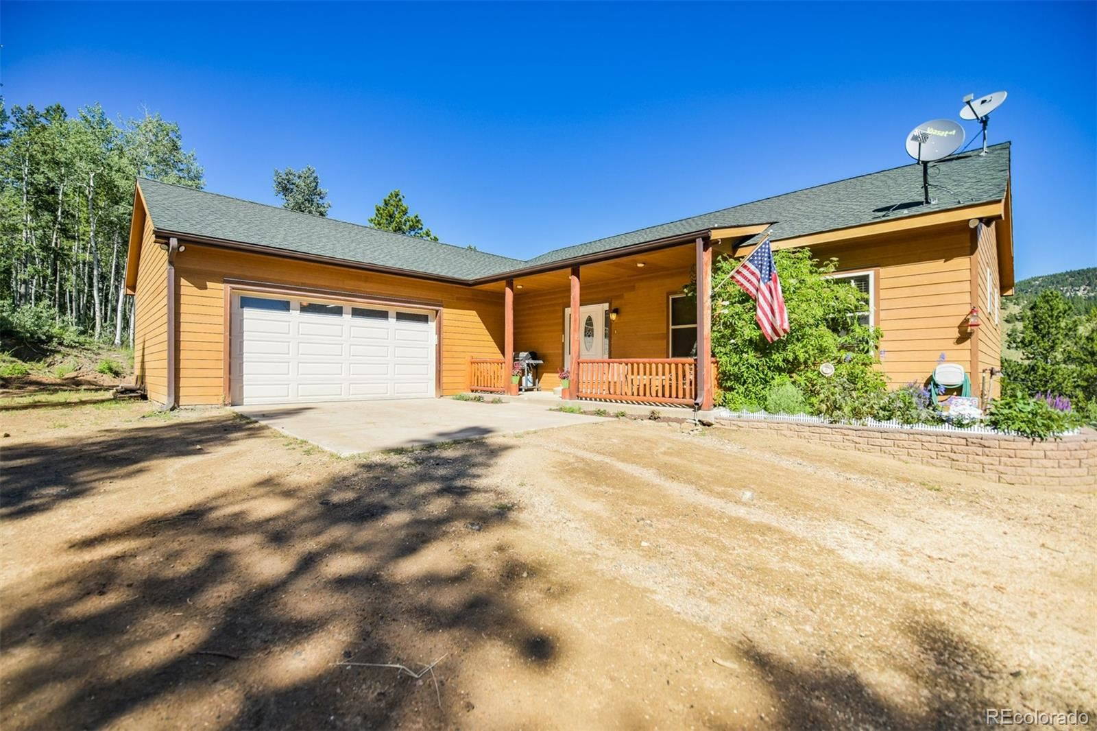 33400  Retrievers Trail, Golden, CO 80403 - #: 8201721