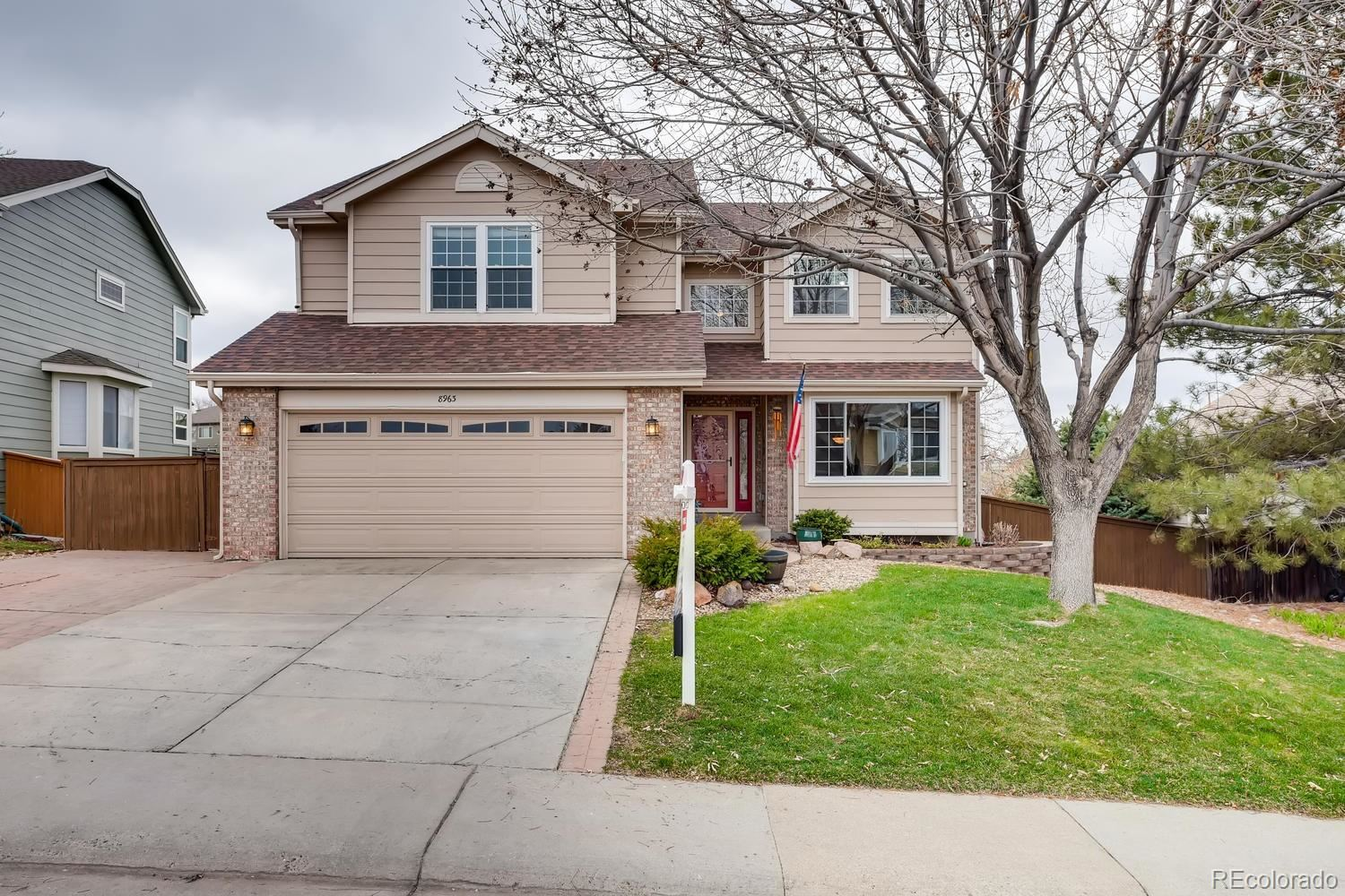 8963  Edgewood Street, Highlands Ranch, CO 80130 - #: 1673723