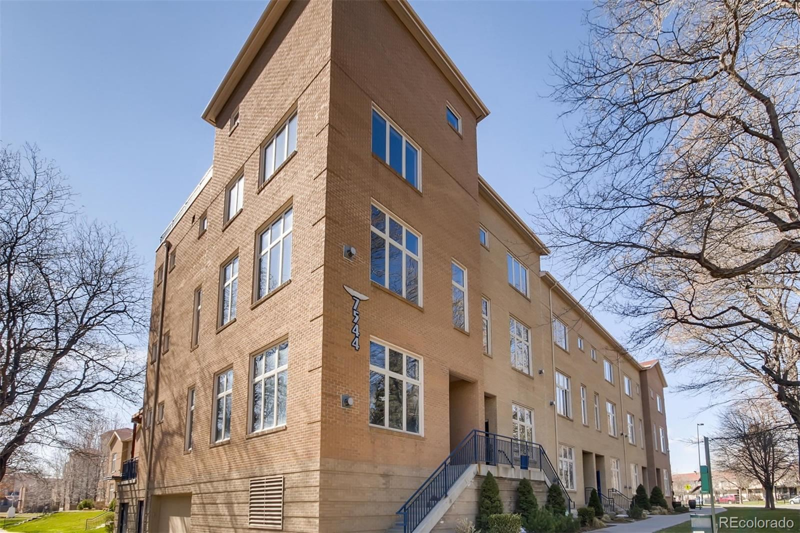 7544 E 4th Avenue #302, Denver, CO 80230 - #: 3837723