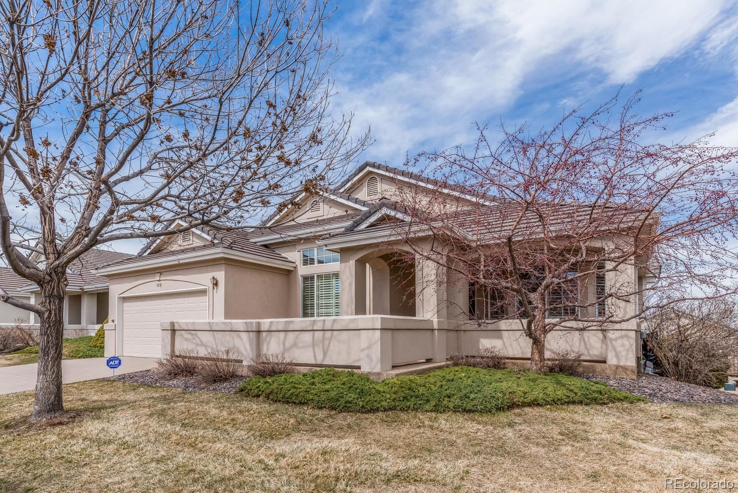 9078  Meadow Hill Circle, Lone Tree, CO 80124 - #: 5739723