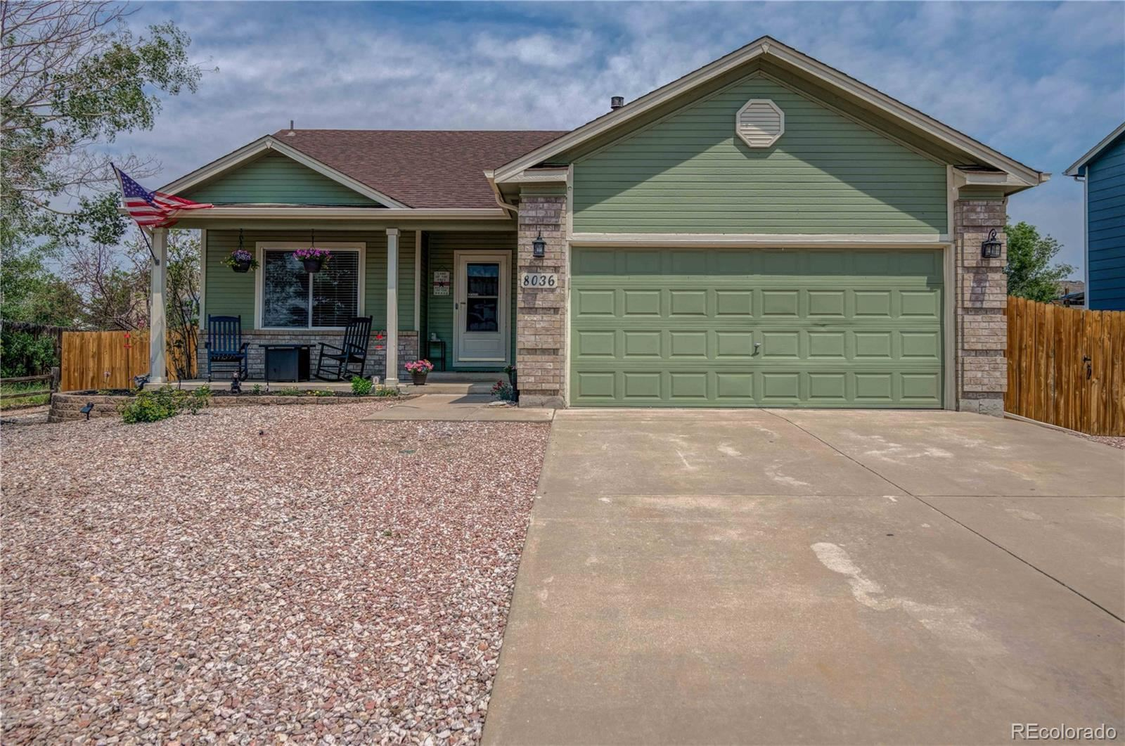 8036 Ferguson Road, Peyton, CO 80831 - #: 1591724