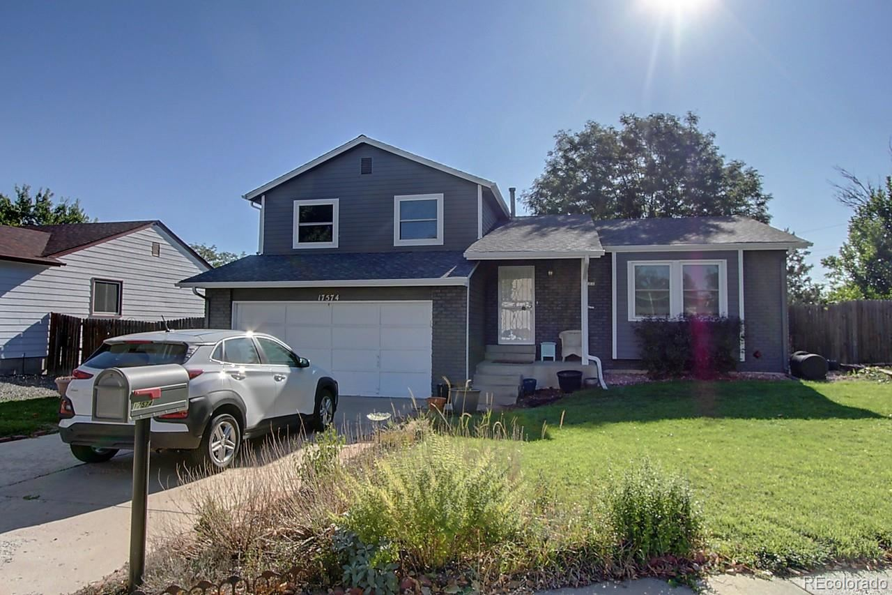 17574 E Bellewood Circle, Aurora, CO 80015 - #: 9554724