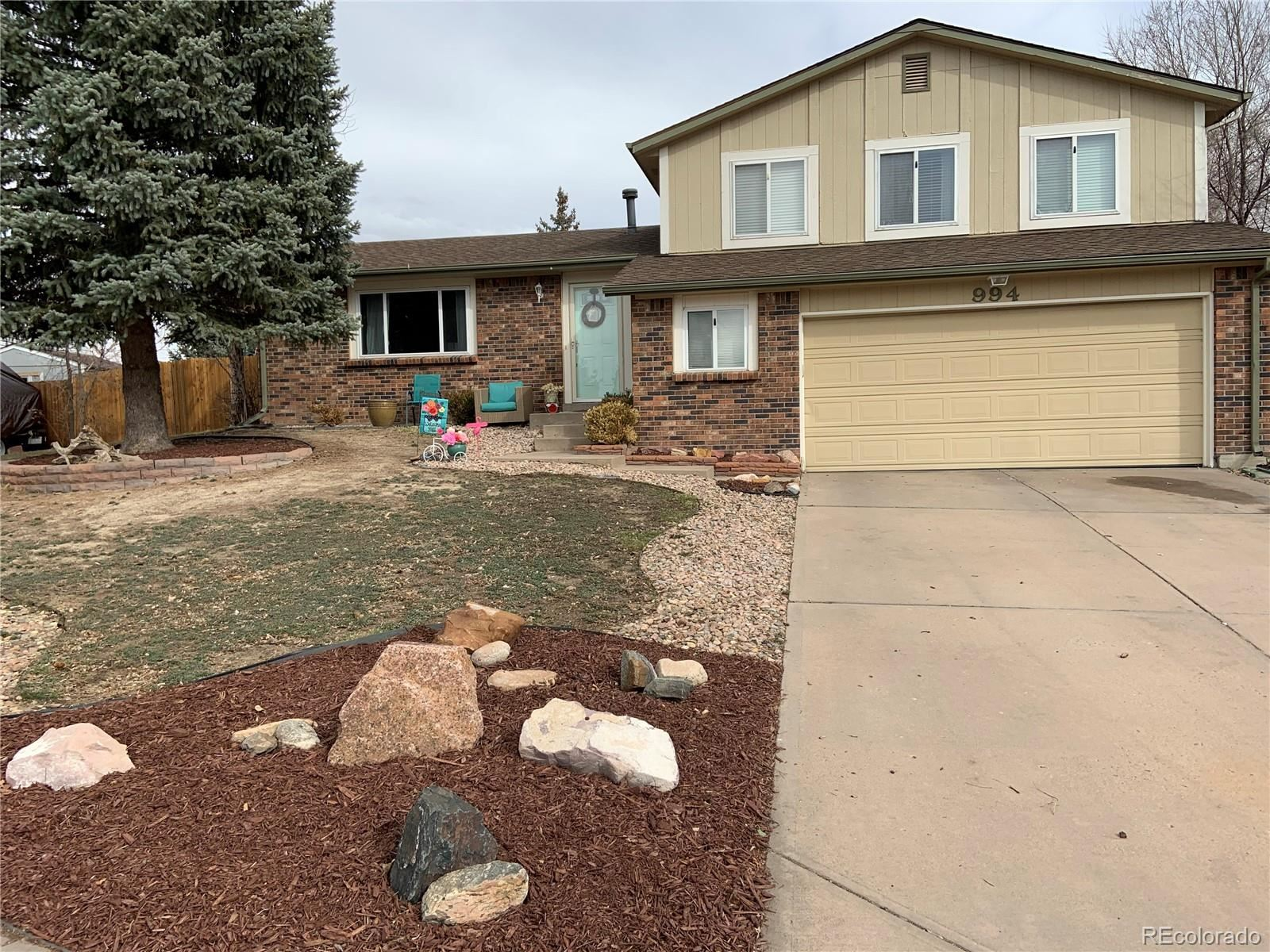994  Pleasant View Street, Castle Rock, CO 80104 - #: 3703726