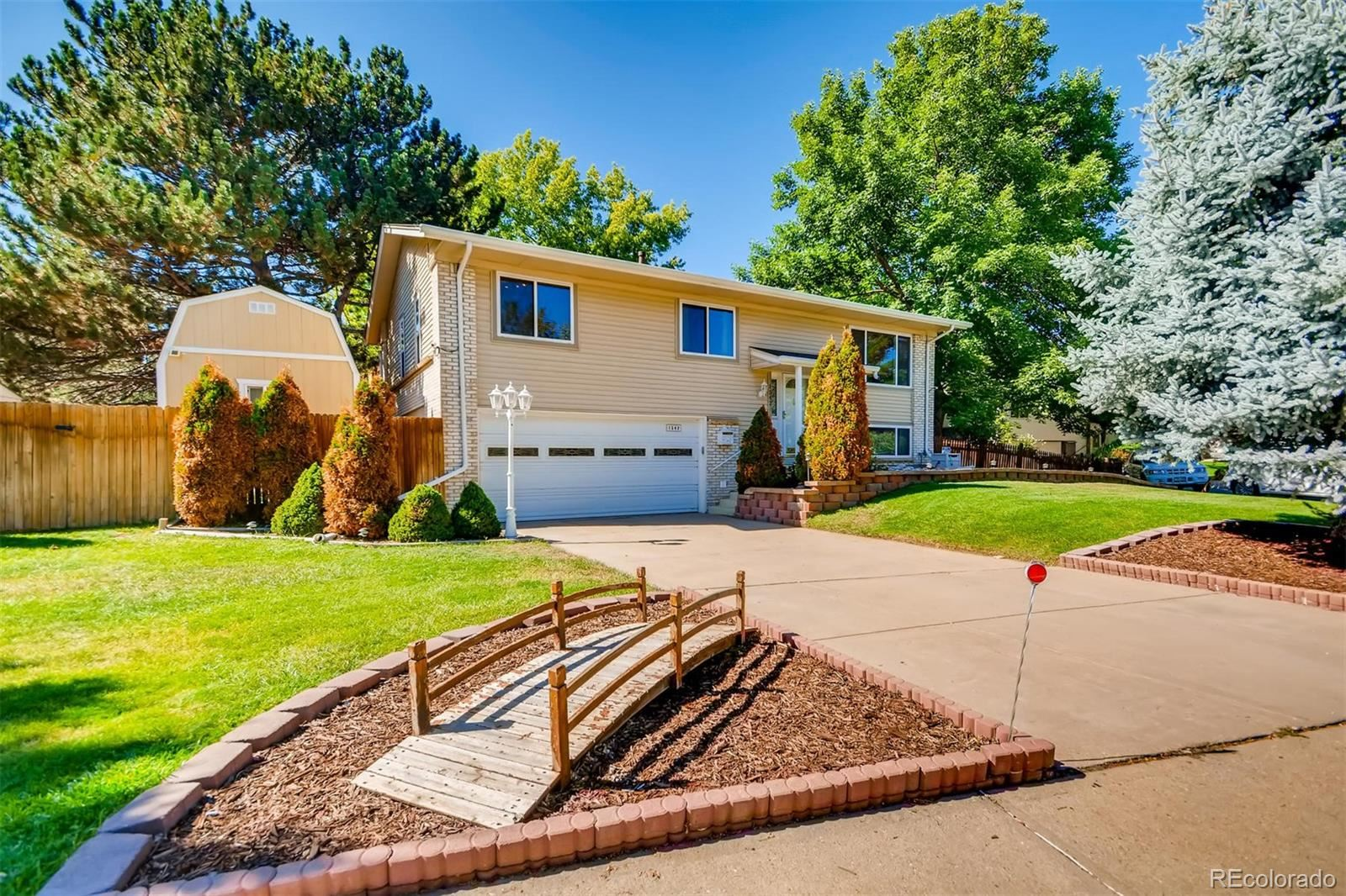 1542 S Youngfield Court, Lakewood, CO 80228 - #: 1729727