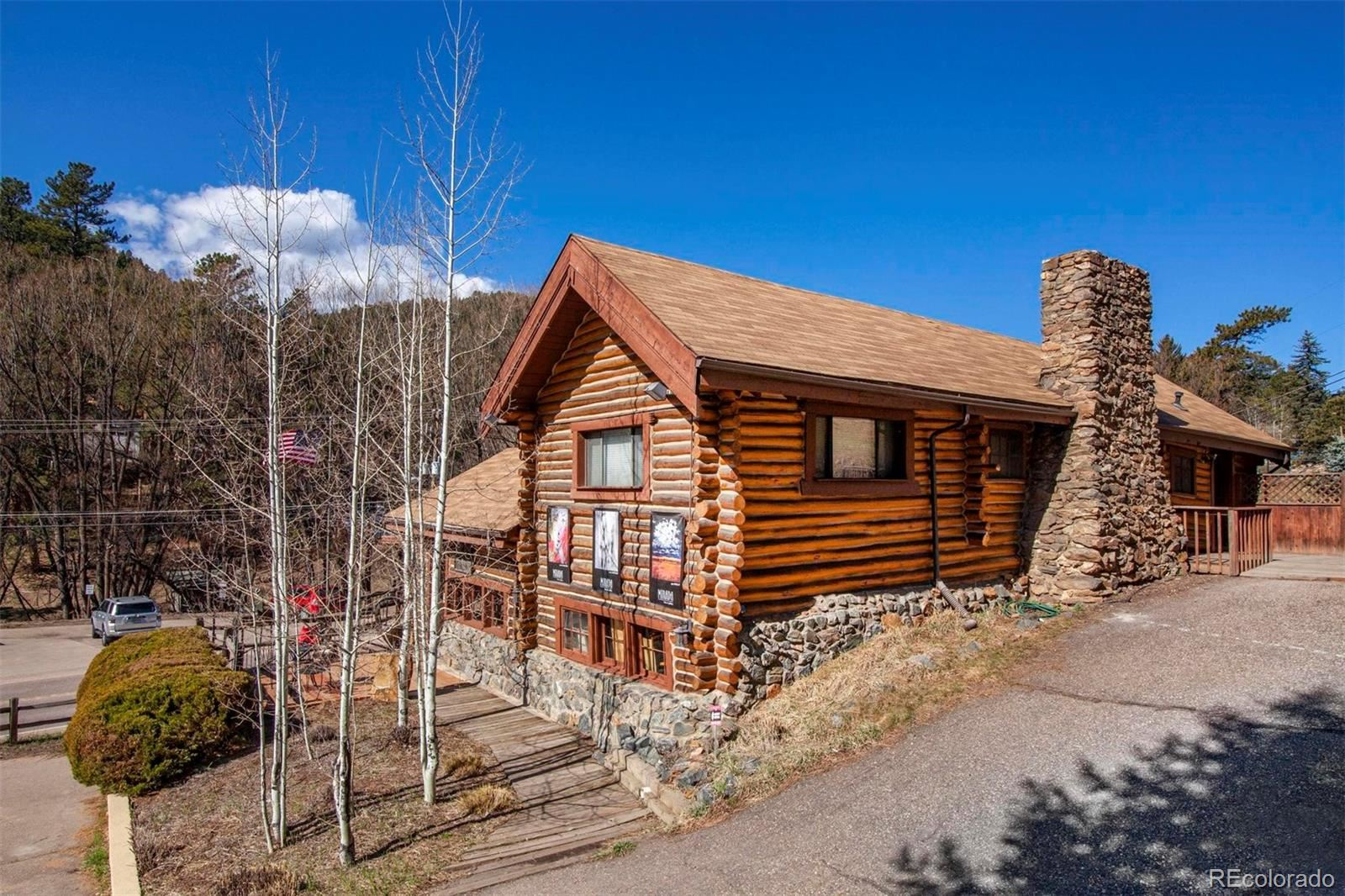 5490  Parmalee Gulch Road, Indian Hills, CO 80454 - #: 6272727