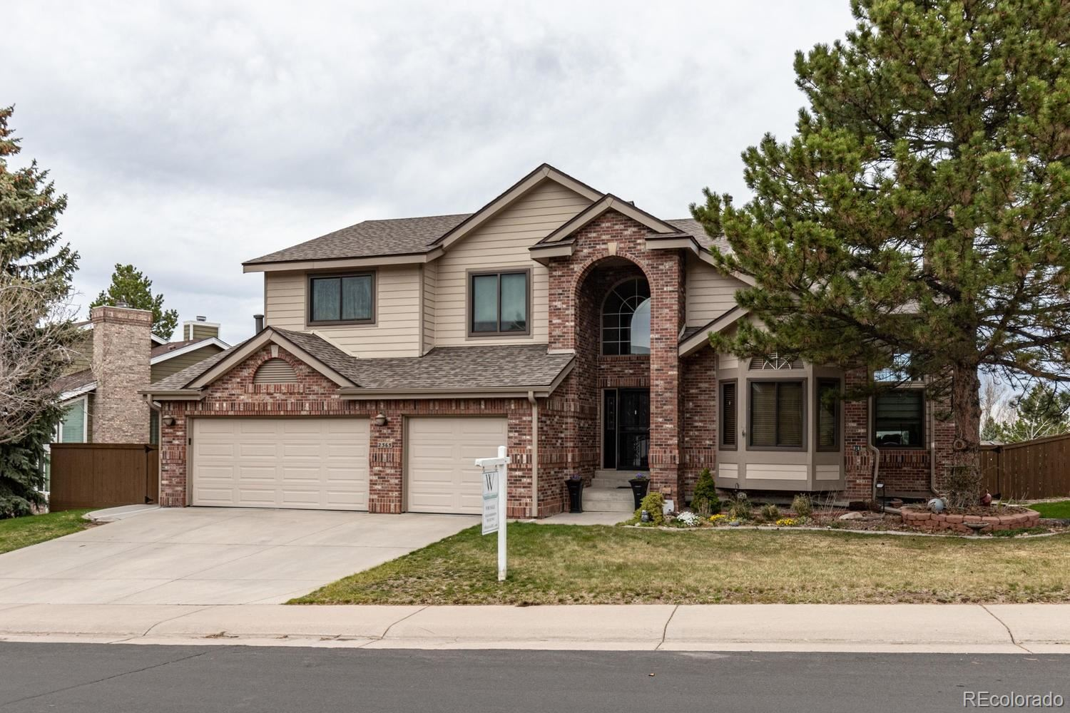 2365  Wynterbrook Drive, Highlands Ranch, CO 80126 - #: 7039727
