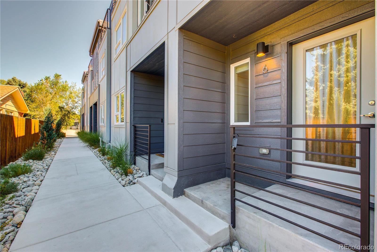 435 S Forest Street #6, Denver, CO 80246 - #: 7091728