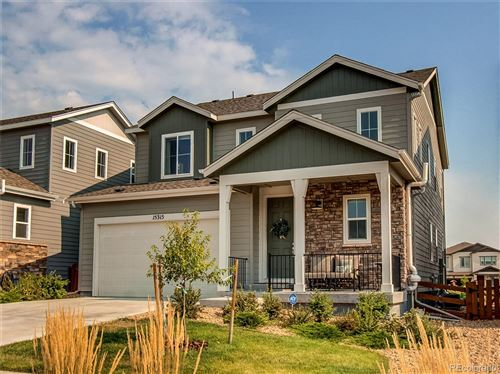 Photo of 15315 W 93rd Avenue, Arvada, CO 80007 (MLS # 3260729)